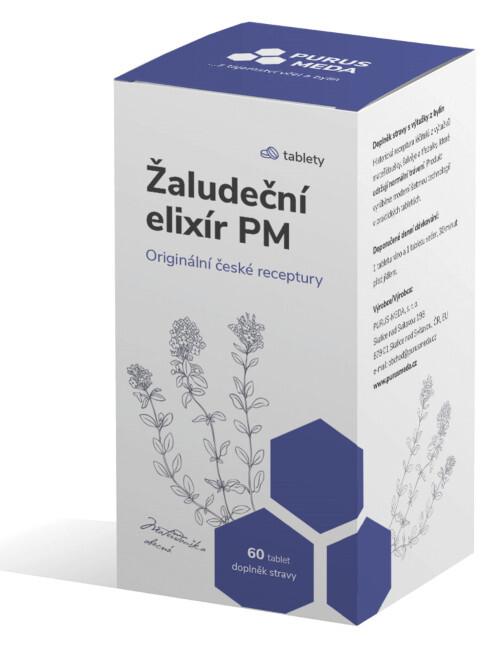 Zobrazit detail výrobku Purus Meda Žaludeční elixír PM 60 tablet