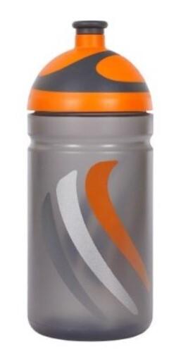 Zobrazit detail výrobku R&B Zdravá lahev - Bike oranžová 0,5 l
