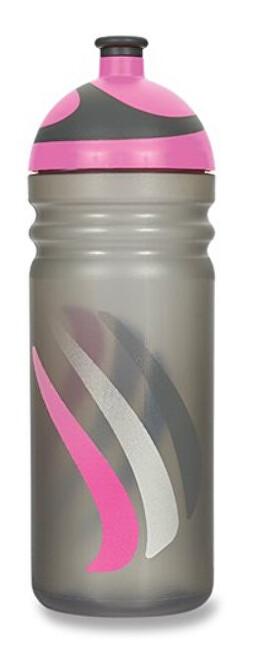 Zobrazit detail výrobku R&B Zdravá lahev - BIKE růžová 0,7 l