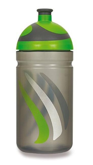 Zobrazit detail výrobku R&B Zdravá lahev - Bike zelená 0,5 l
