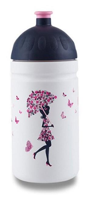 Zobrazit detail výrobku R&B Zdravá lahev - Dívka s deštníkem 0,5 l