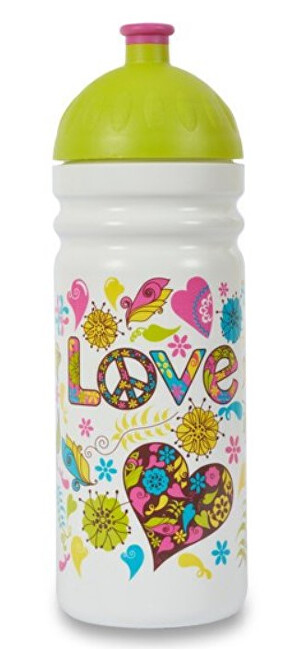 Zobrazit detail výrobku R&B Zdravá lahev - Hippies 0,7 l