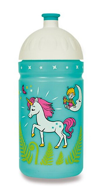 Zobrazit detail výrobku R&B Zdravá lahev - Jednorožec a víly 0,5 l