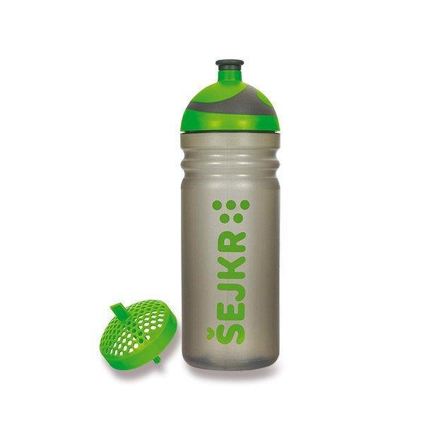 Zobrazit detail výrobku R&B Zdravá lahev šejkr - Zelený 0,7 l