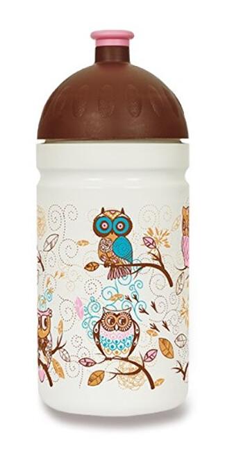Zobrazit detail výrobku R&B Zdravá lahev - Sovičky 0,5 l