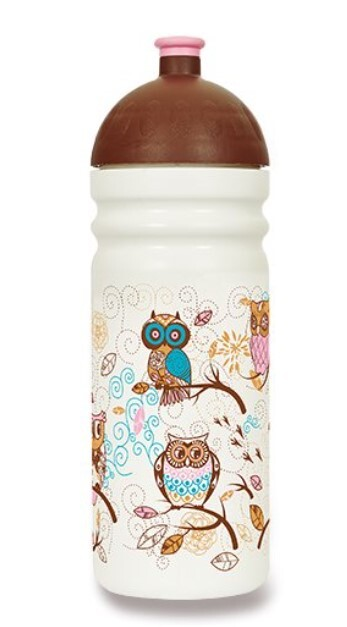 Zobrazit detail výrobku R&B Zdravá lahev - Sovičky 0,7 l