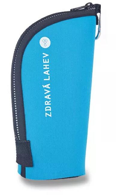 Zobrazit detail výrobku R&B Zdravá lahev Termoobal - Modrý 0,5 l