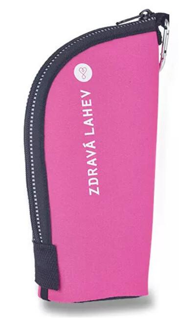 Zobrazit detail výrobku R&B Zdravá lahev Termoobal - Růžový 0,5 l