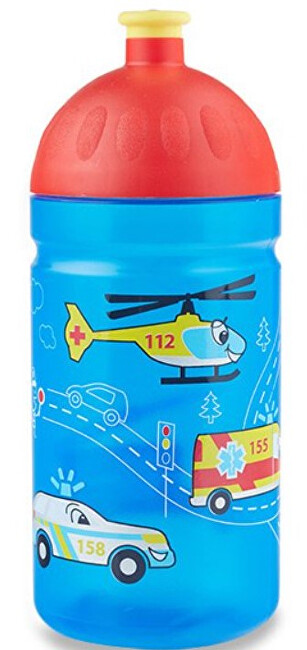 Zobrazit detail výrobku R&B Zdravá lahev - Záchranáři 0,5 l