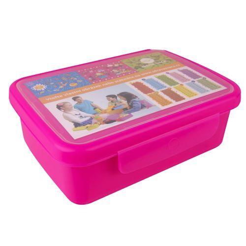 Zobrazit detail výrobku R&B Zdravá sváča komplet box - FLUO fialová