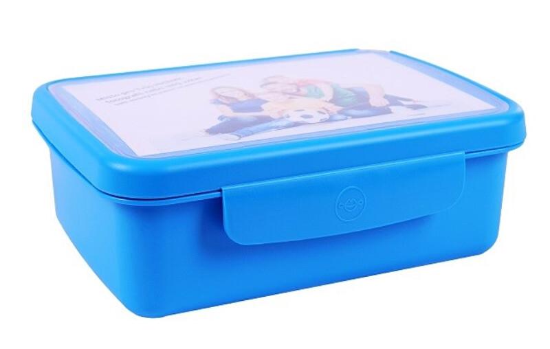 Zobrazit detail výrobku R&B Zdravá sváča komplet box - Modrá