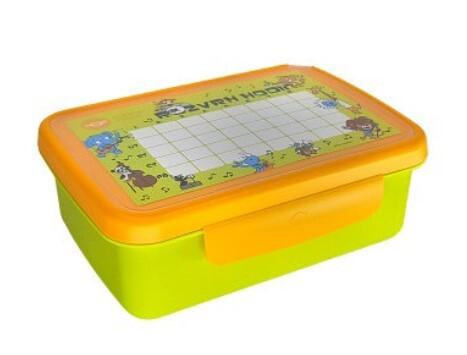 Zobrazit detail výrobku R&B Zdravá sváča komplet box - Zelená/žlutá