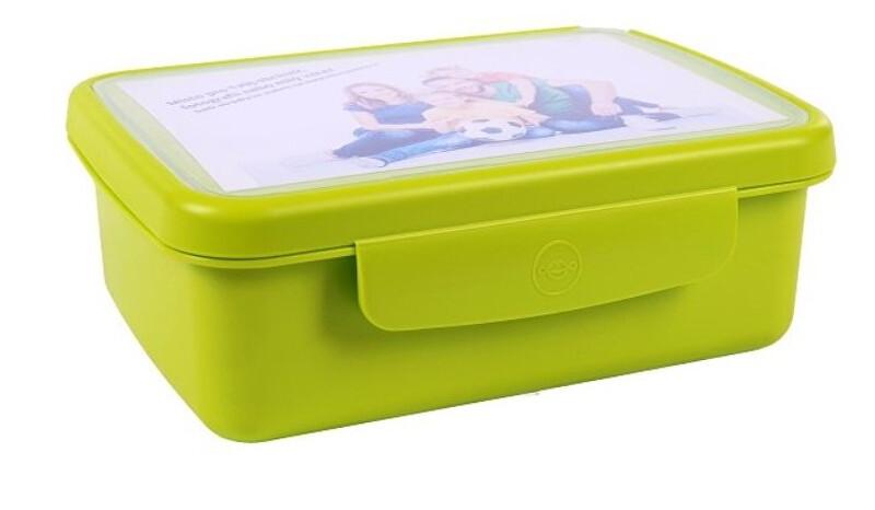Zobrazit detail výrobku R&B Zdravá sváča komplet box - Zelená