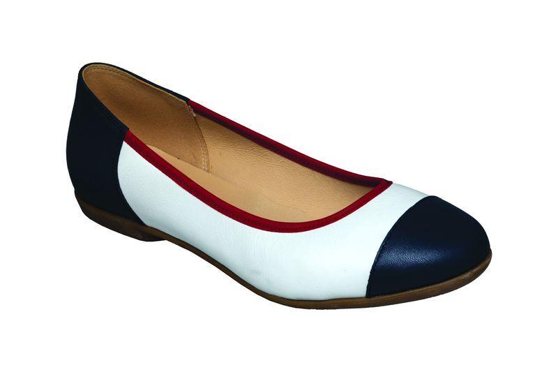 Zobrazit detail výrobku SANTÉ Zdravotní obuv dámská AL/80T4-4R Trikolora 41