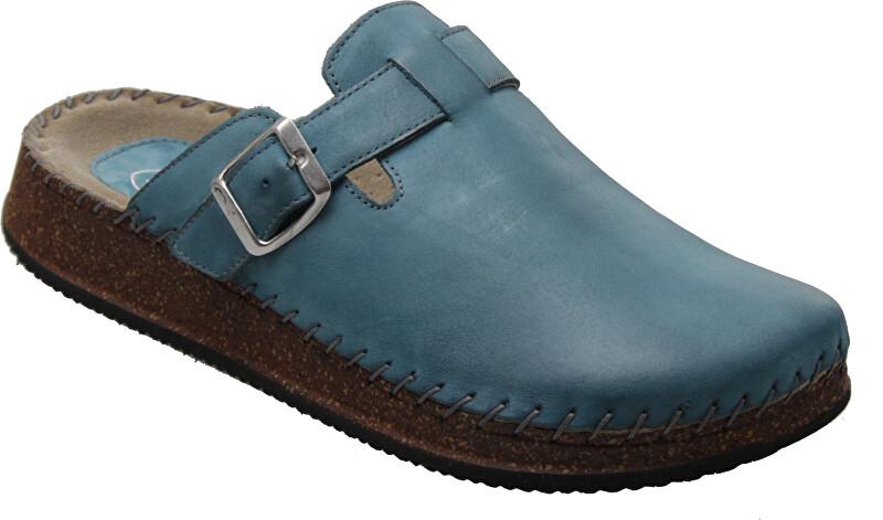 SANTÉ Zdravotní obuv dámská CB/23010 Tyrkys 39