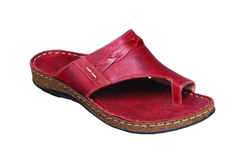 SANTÉ Zdravotní obuv dámská CB/42330 Bordo 39
