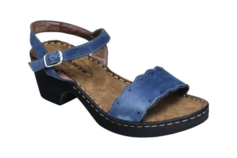 SANTÉ Zdravotní obuv dámská CB/42361 Blu 39