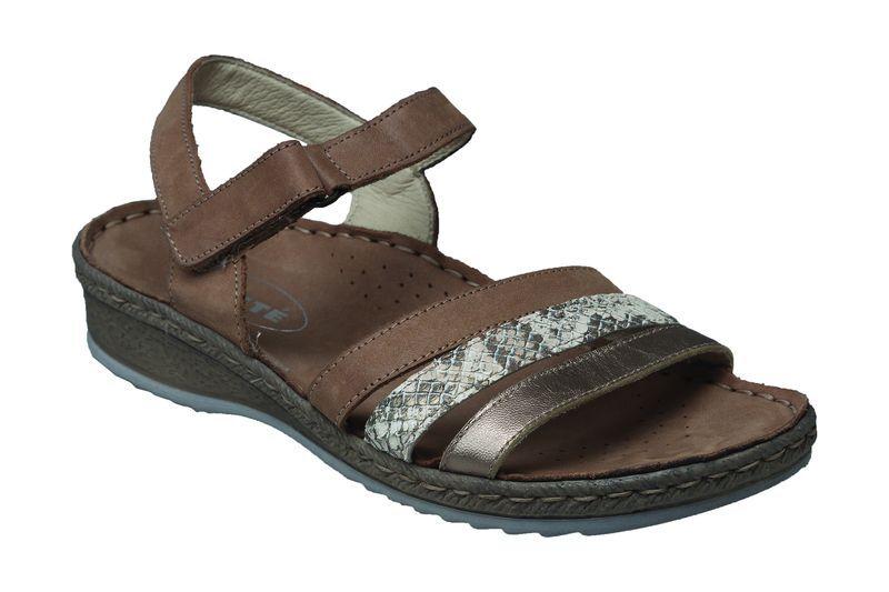 SANTÉ Zdravotní obuv dámská CB/42670 Tabaco 39