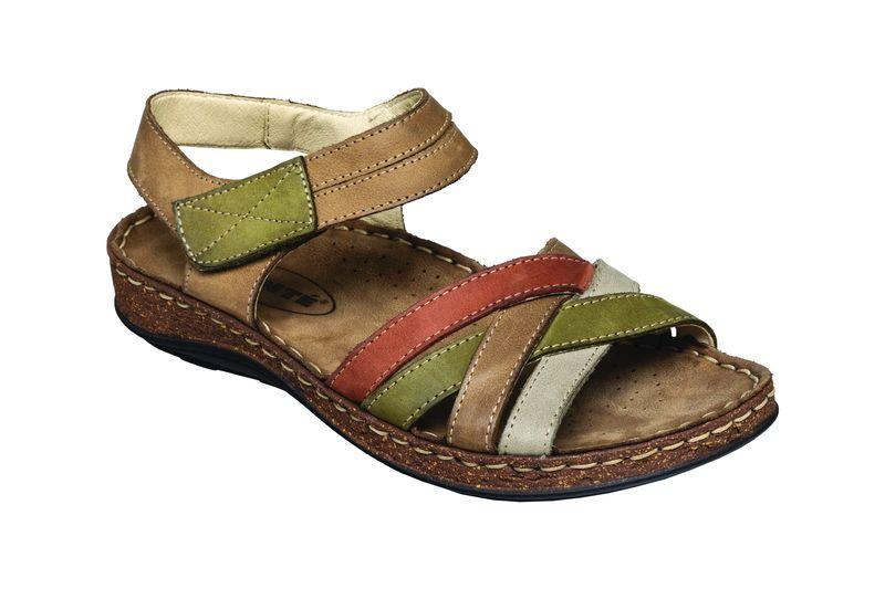 SANTÉ Zdravotní obuv dámská CB/43170 Fango 39