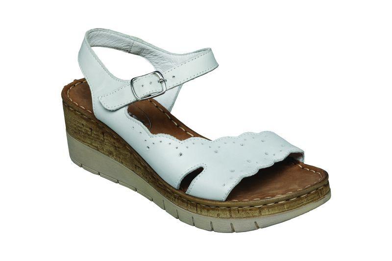 SANTÉ Zdravotní obuv dámská CB/43920 Bianco 39