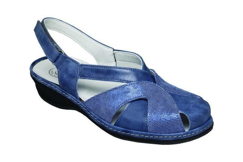 SANTÉ Zdravotní obuv dámská CS/0932 Cobalt 39