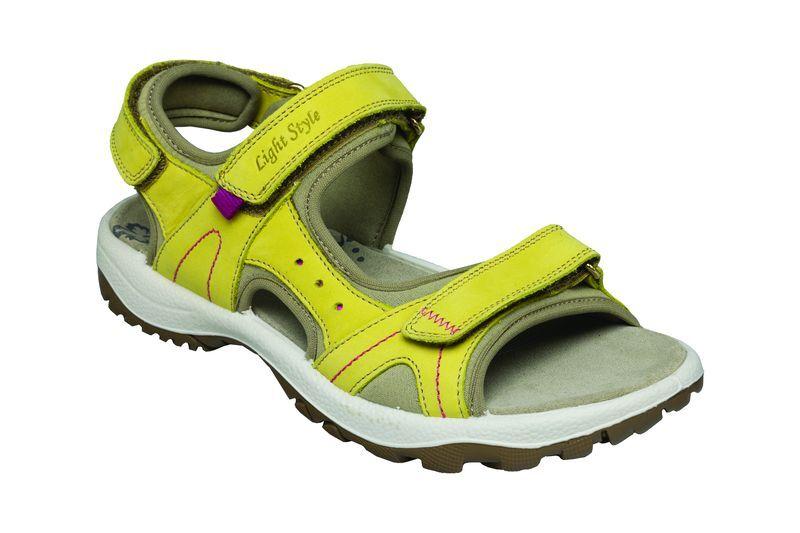 Zobrazit detail výrobku SANTÉ Zdravotní obuv dámská IC/709000 Giallo 38