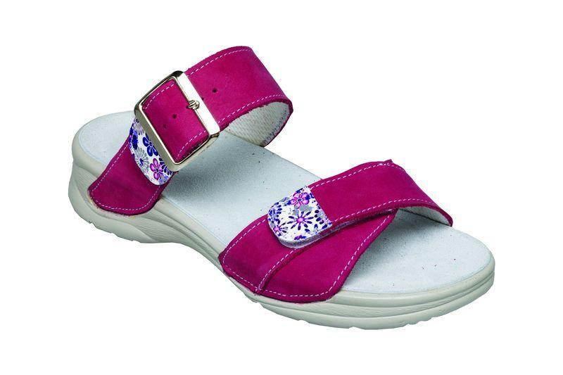 Zobrazit detail výrobku SANTÉ Zdravotní obuv dámská N/15/53 Růžová 41