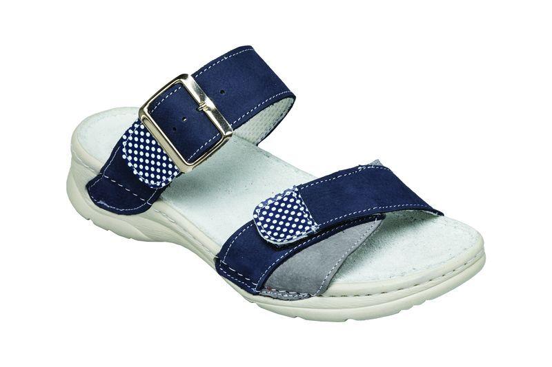 Zobrazit detail výrobku SANTÉ Zdravotní obuv dámská N/15/83 Modrá 39