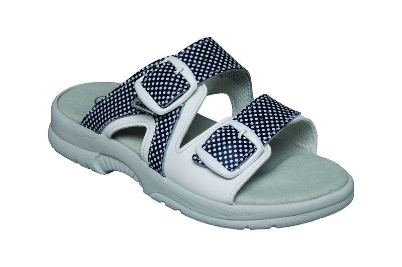 Zobrazit detail výrobku SANTÉ Zdravotní obuv dámská N/517/55/T80/10/BP Modrá 36