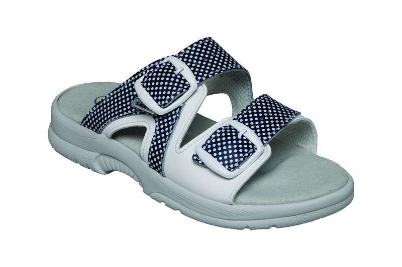 SANTÉ Zdravotní obuv dámská N/517/55/T80/10/BP Modrá 37