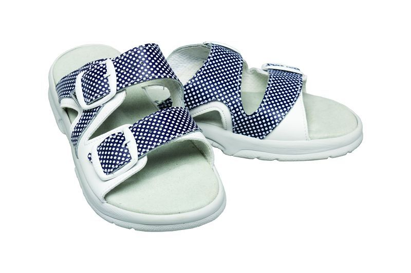 Zobrazit detail výrobku SANTÉ Zdravotní obuv dámská N/517/55/T80/10/BP Modrá 37