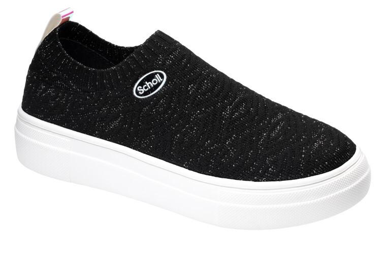 Zobrazit detail výrobku Scholl Zdravotní obuv - FREELANCE glittext-W - Black 37