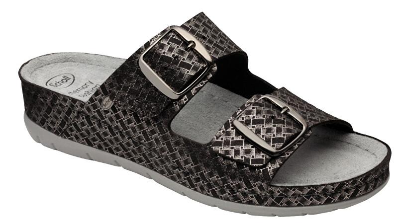 Zobrazit detail výrobku Scholl Zdravotní obuv - ABERDEEN primicr-W - Anthracite 37