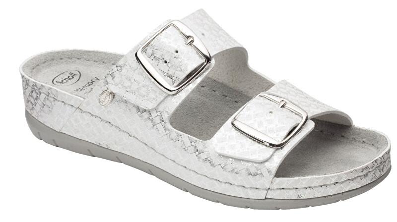 Zobrazit detail výrobku Scholl Zdravotní obuv - ABERDEEN primicr-W - White 37