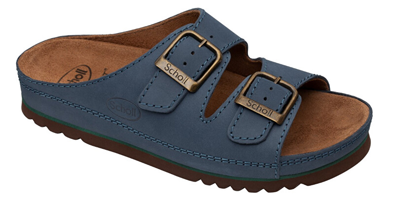 Zobrazit detail výrobku Scholl Zdravotní obuv - AIR BAG Nublined-U - Denim 41
