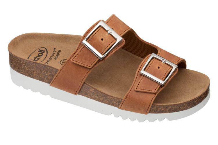 Zobrazit detail výrobku Scholl Zdravotní obuv - FILIPPA OilLea-W - Cognac 37