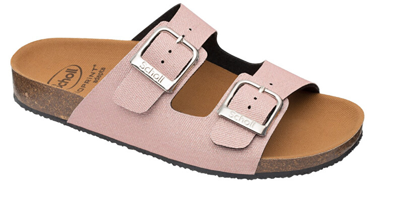 Zobrazit detail výrobku Scholl Zdravotní obuv - GREENY MALAREN RecPET-W - Glittered Pink 41