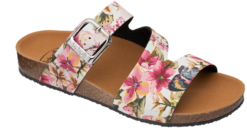 Zobrazit detail výrobku Scholl Zdravotní obuv - GREENY RANJA RecPET-W - White/Multi 38