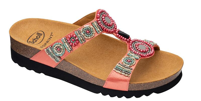 Zobrazit detail výrobku Scholl Zdravotní obuv - NEW BOGOTA`  SatinBds-W - Coral 40