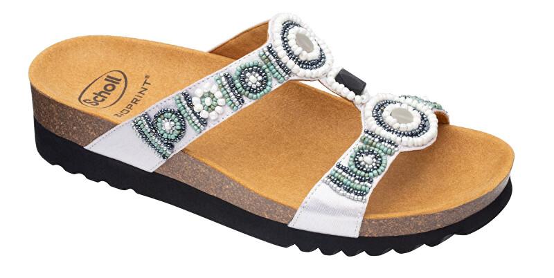 Zobrazit detail výrobku Scholl Zdravotní obuv - NEW BOGOTA`SatinBds-W - Silver/Multi 41