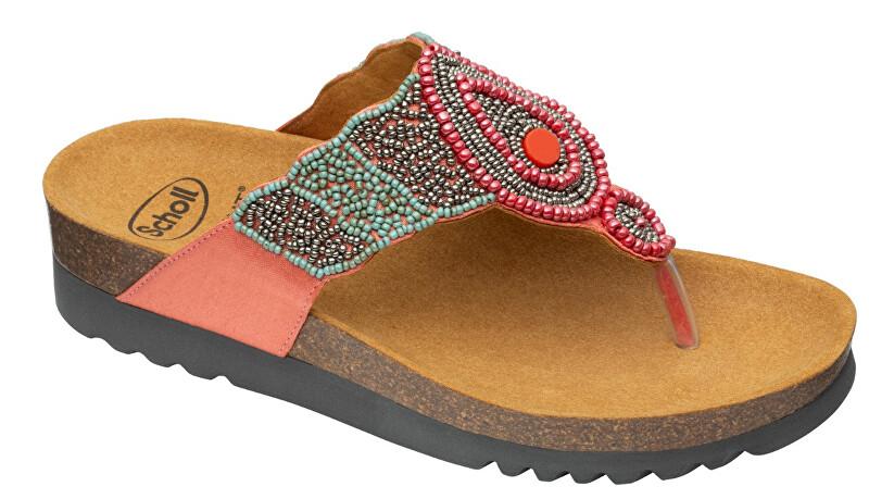 Zobrazit detail výrobku Scholl Zdravotní obuv - PANAMA` SatinBds-W - Coral/Multi 37