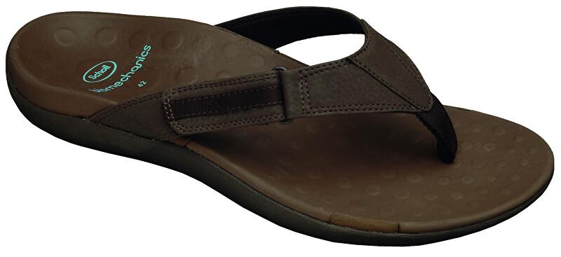Zobrazit detail výrobku Scholl Zdravotní obuv RYDER PU+Tex-M - Dk Brown 40