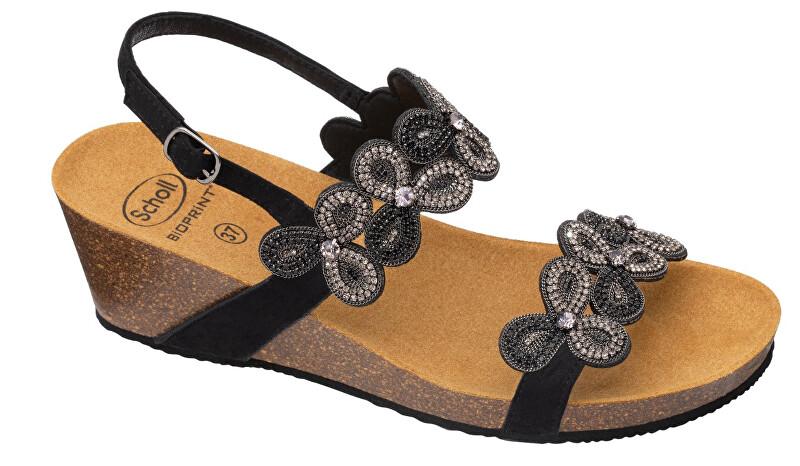 Zobrazit detail výrobku Scholl Zdravotní obuv - SCARLETT MicroStrass-W - Black 38
