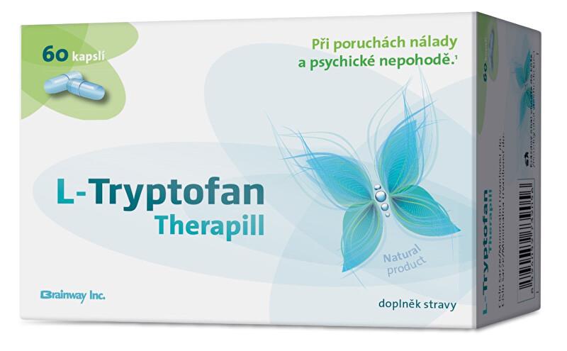 Zobrazit detail výrobku Simply You L-Tryptofan Therapill 60 kapslí