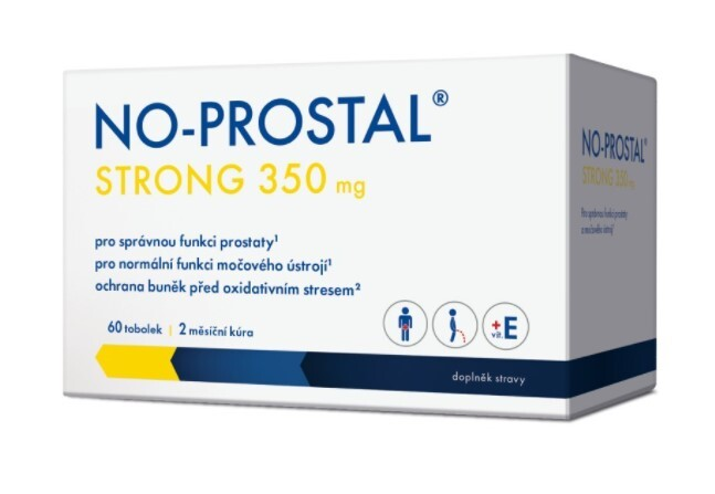 Zobrazit detail výrobku Simply You No-Prostal STRONG 350 mg 60 tobolek