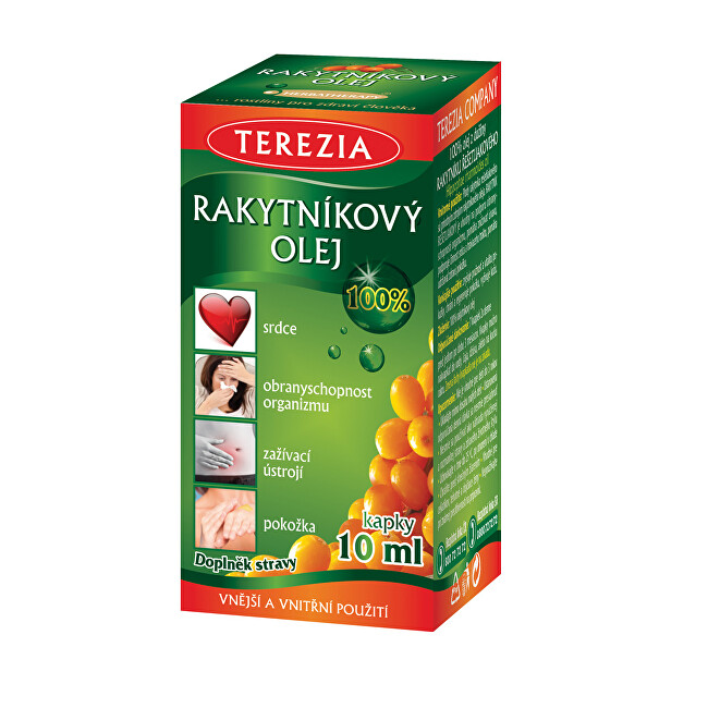Zobrazit detail výrobku Terezia Company TEREZIA Rakytníkový olej kapky 10 ml