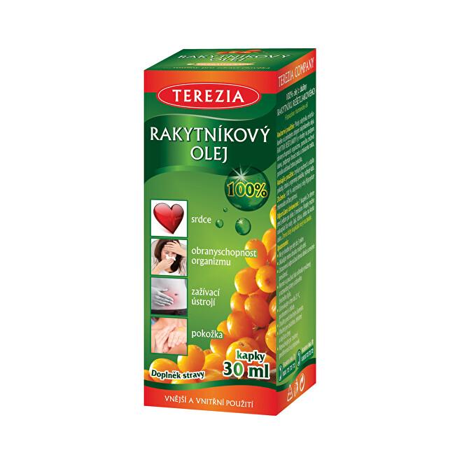 Zobrazit detail výrobku Terezia Company TEREZIA Rakytníkový olej kapky 30 ml