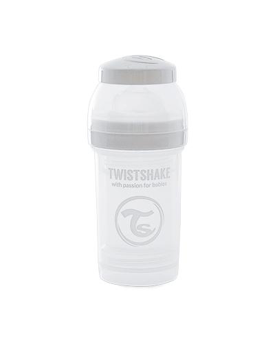 Zobrazit detail výrobku TWISTSHAKE Twistshake Kojenecká láhev Anti-Colic 180 ml bílá