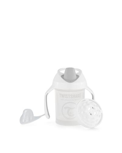 Zobrazit detail výrobku TWISTSHAKE Twistshake učící netekoucí hrnek 230 ml bílá