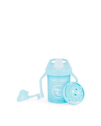 Zobrazit detail výrobku TWISTSHAKE Twistshake učící netekoucí hrnek 230 ml pastelově modrá